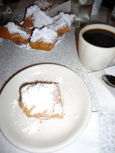 Cafe Du Monde - love it!