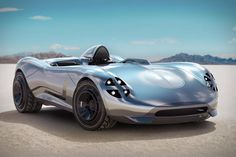 Built using virtual reality with a machine learning assist, the Hackrod La Bandita Speedster is a proof of concept for the future of motoring. Instead of choosing a car off the lot, Hackrod sees a day when you use VR...