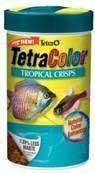 Tetra Color Tropical Crisps 1.34oz