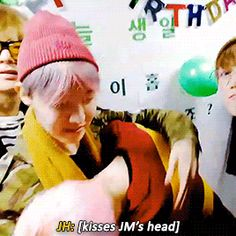 How could one not love this sweetheart! Bless you Jung Hoseok. Bless you.