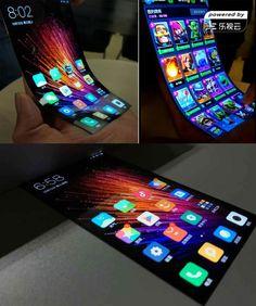 Xiaomi apresenta seu protótipo de tela dobrável para smartphone que nunca quebra stylo urbano #tecnologia #smartphone
