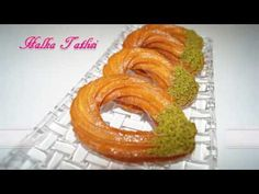 Halka Tatlisi Tarifi - YouTube