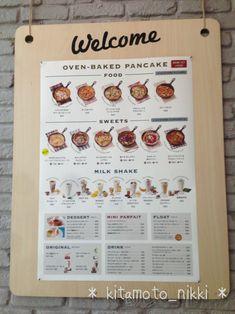 目次1 10月11日OPEN!大宮ルミネのパンケーキカフェ!2 店内3 カウンターサービスなのね4 メニュー5 サイズ見本6 本日のオーダー7 トマト&アボカド サワーオニオンソース8 カスタードMIXベリー9 セットのアイスコーヒー10 Menu Board Design, Food Menu Design, Food Poster Design, Cafe Design, Bar Menu, Menu Restaurant, Dinner Menu, Cafe Menu Boards, Ice Cream Menu