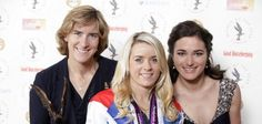 Katherine Grainger, Josie Pearson, Sarah Storey at Women of the Year Lunch & Awards