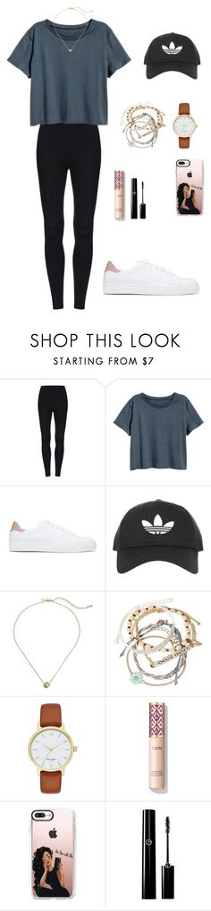 """thanksgiving in 7 more days"" by dianaheart on Polyvore featuring H&M, Anya Hindmarch, Topshop, Kate Spade, Decree and Casetify"