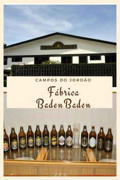 Que tal visitar a fábrica da cervejaria Baden Baden em Campos do Jordão? Descubra como fazer sua reserva, quanto custa e como é o passeio.