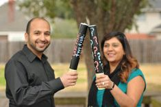My co-teaching partner, Kiran, is having a baby! I convinced her to let me do a gender reveal photo shoot for her. Her and her husband own a...