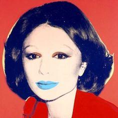 Andy Warhol, Farah Pahlavi