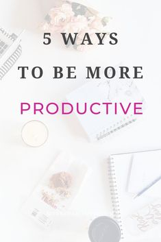 There may be hundreds of ideas to be more productive. But let's be honest. We don't really need to do things to have a productive day. That's the antipode of being productive. Self Development, Personal Development, Today Is Your Birthday, Have A Good Sleep, Good Time Management, Productive Day, Life Purpose, Study Tips, Physical Activities