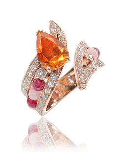 IBIS ring / MathonParis jewellery