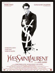 Yves Saint Laurent : Affiche