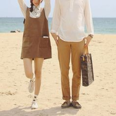 Korean Couple Fashion/Look 커플룩 ...