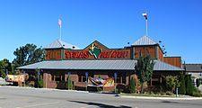 Texas Roadhouse - chain restaurant