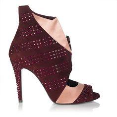 How I Got To Be...A Shoe Designer by Deborah Lyons of Mechante of London - theFashionSpot