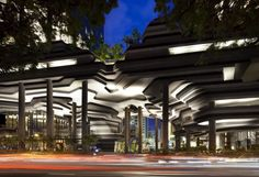 Parkroyal On Pickering / Woha | AA13 – blog – Inspiration – Design – Architecture – Photographie – Art