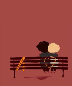 Love those Sherlock Valentines