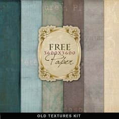 Freebies Old Textures