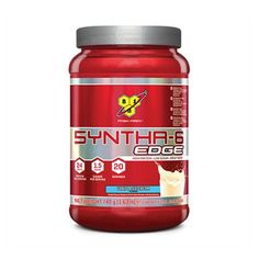 New BSN Syntha-6 Edge. Great taste, low sugar, high protein.