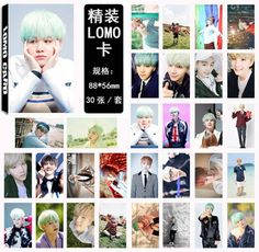 14 Best KomeBack | BTS PhotoCards Collection images in 2016