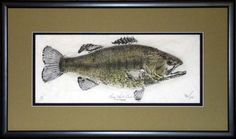 How to make a gyotaku fish print   Field & Stream
