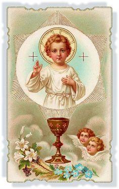 baby jesus eucharist - Pesquisa Google