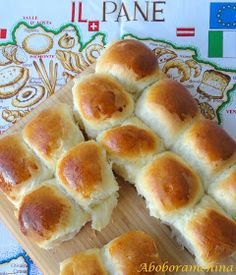 Portuguese Recipes, Italian Recipes, Dinner Bread, Types Of Bread, Meals For One, Hot Dog Buns, Natural Health, Cake Recipes, Food And Drink