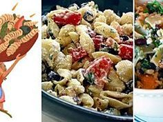 Twelve Steps To a Better Pasta Salad
