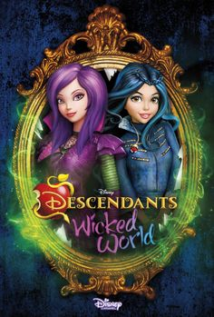POPSTAR! » YAY – Disney's Descendants Gets Animated In New Series!