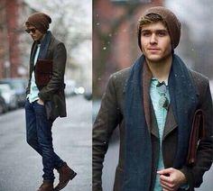 Guys who dress like this :)