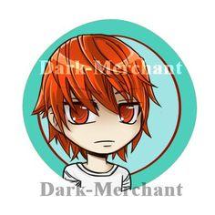 Liar Game - Akiyama button by Dark-Merchant.deviantart.com on @DeviantArt