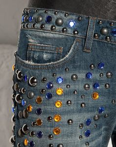 Jeans - Jeans - Dolce&Gabbana - Summer 2015