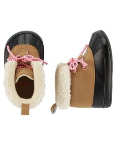 Baby Girl Carter's Duck Boots from Carters.com. Shop clothing & accessories from a trusted name in kids, toddlers, and baby clothes.  https://presentbaby.com