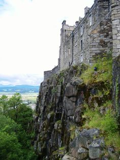 Stirling Castle, Scotland     #Scotland #places #travel