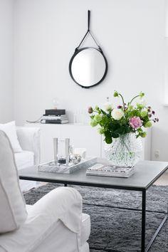 På önskelistan: marmorbrickan, spegeln, vasen, bordet...