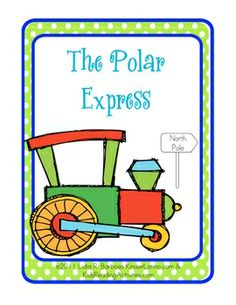 "Writing activity to coincide with our ""Polar Express Day"""