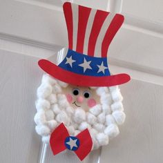 "15 ""4th of July"" Crafts for Toddlers"