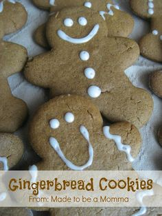 ... Christmas on Pinterest | Gingerbread, Ornaments and Sugar cookies
