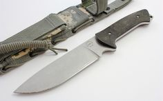 Matt Caldwell Camp Knife