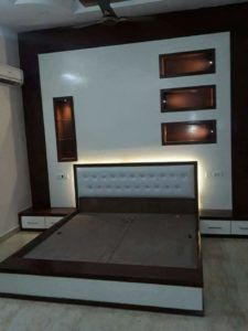 new bedroom design collection 2019 ,latest bedroom designs Bedroom Closet Design, Bedroom Furniture Design, Modern Bedroom Design, Home Room Design, Bed Furniture, Latest Wooden Bed Designs, Latest Furniture Designs, Living Room Decor Curtains, Ceiling Design Living Room