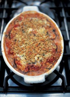 Aubergine Parmigiana | Vegetables Recipes | Jamie Oliver Recipes