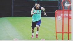 Barcelonahave been handed a huge boost ahead of Saturday's Clasico afterLionel Messiresumed training with the first team squad.  Messiwho has been sidelined since sustaining a knee injury against Las Palmas on September 26 was joined by Ivan Rakitic missing since November 4 for Monday's session according to Barca's official website.  The Argentine superstar was expected to miss the weekend's crunch clash at the Santiago Bernabeu but his involvement in training will raise Barca hopes that he…