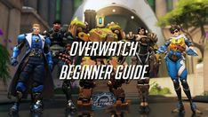 The Ultimate Overwatch Beginner's guide with tips & tricks and how to rank up in Overwatch Competitive Esports, How To Become, Tips, Gaming, Videogames, Game, Counseling