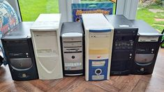 Tidying my workroom - Scrapping six PCs Hardware Software, Tear Down, Lockers, Locker Storage, Scrap, Home Decor, Decoration Home, Room Decor, Scrap Material