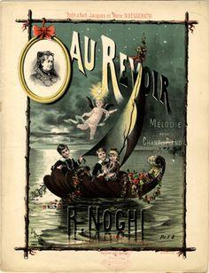 Au Revoir, 1884 (ill.: Hugo d'Alesi); ref. 8136