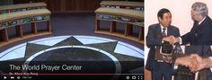 Simbolo occulto-massonico nel Centro di Preghiera Mondiale delle AOG |--------------> Il World Prayer Center delle Assemblee di Dio (Assemblies of God - AOG) negli USA ha al suo interno questo s...