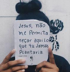 Jesus não permita por favor