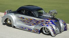 '37 Ford Coupe Dragster