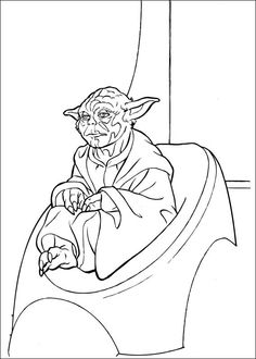 147 Star Wars printable coloring pages for kids. Find on coloring-book thousands of coloring pages.