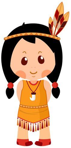 ACCION DE GRACIAS Cute Cartoon Girl, Cartoon Girl Drawing, Cartoon Pics, Cartoon Drawings, Native American Baby, American Indian Girl, American Indians, Castle Cartoon, Rock Painting Patterns