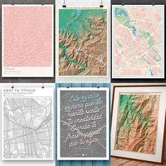Conviértete en el diseñador de tu póster Crea tu mapa del lugar ciudad o paraje que quieras y hazlo tuyo y exclusivo. Es muy fácil elige el estilo que más te guste y rellena la ficha de personalización. #regalopersonalizado #personalizar #mapas #recuerdos #mapas #citymap #laminasdecorativas #interiordesign #toquedecor #citymaps #interiorismo #creatumapa #poster #interiorstyling